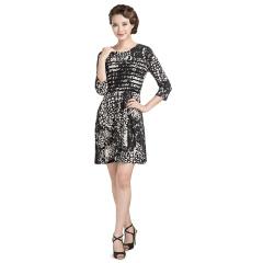 N.L针织连衣裙