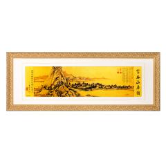 金箔画《富春山居图》 货号119671