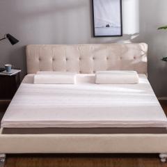 talalay进口75mm乳胶床垫1.5M