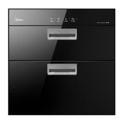 美的(Midea)Q9033-GD 家用嵌入式二星级大容量消毒柜
