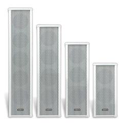 韩国现代防水音箱 室内外壁挂音响广播音柱