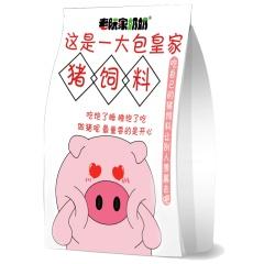 网红零食 老阮家奶奶 猪饲料零食大礼包 约2kg