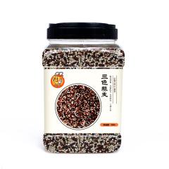 三色藜麦 (藜麦米 藜麦 黎麦 轻食 五谷杂粮 大米伴侣 粥米搭档 真空装)2000g