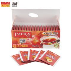 斯里兰卡原装进口 IMPRA 英伯伦桃子味调味茶(2g*30袋)60g
