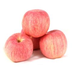 【新鲜水果】烟台红富士苹果  5斤装 70-75mm (12-15个)