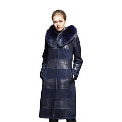 恺瑞反绒双皮面大衣双11特供组  货号124449