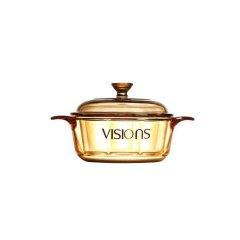 美国 康宁 晶彩透明锅0.8L VS08·琥珀色