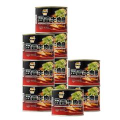 佰德隆五香牛肉煲10罐超值组 货号124040