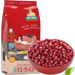 美农美季 东北五谷杂粮 精选红小豆950g