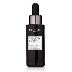 【香港直邮】L'OREAL/欧莱雅小黑 瓶青春密码酵素精华肌底液 30ML