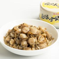 三浦堂  海鲜罐头  原味全贝   海鲜系列食品
