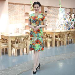 J.K时尚裙装S15A534 货号114242