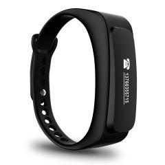 纽曼D2智能手环蓝牙耳机 男女款防水运动手环智能手表健康计步器  小米华为手机通用