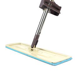 圣佳(SENJA)免手洗拖把 自动挤水拖把 旋转省力擦木地板瓷砖吸水墩布 平托 水芙蓉F4