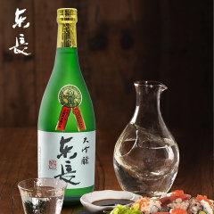 日本原瓶原装进口东长清酒大吟酿720ml