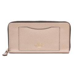 蔻驰(COACH)女士皮质长款钱包手拿包54007