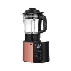 海尔(Haier) 破壁机G6R 多重防护 高鹏硅玻璃壶身一体化式刀口 榨汁机