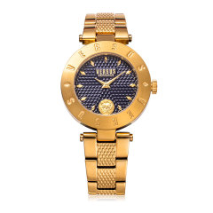 VersusVersace蓝色多瑙河腕表