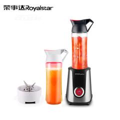 荣事达/Royalstar 一键开关 食品级PP材质 榨汁机RZ-718S黑