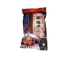 东来顺 古法浓汁新鲜即食羊蝎子970g火锅食材 内蒙古羊脊骨