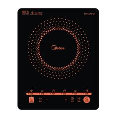 美的(Midea)电磁炉多功能大功率 触控黑晶面板 智能暂停 4D防水 C21-RT2171
