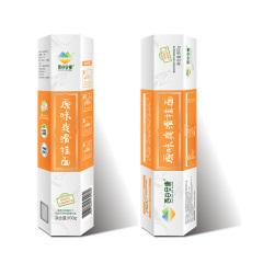 西谷安康原味爽滑挂面0.8KG 含膳食纤维 炸酱面拌面拉面营养