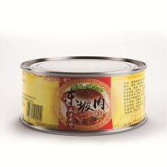藏香黑猪东坡肉罐头12罐即食佐餐