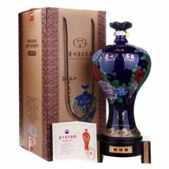 贵州茅台集团盛世玉液福满园 2.5L蓝色大坛52度浓香型白酒