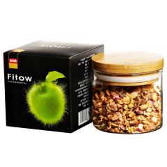 Fitow 菲特 苹果生姜水果茶 花果茶 果粒茶 果味茶 100克/罐