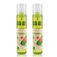 韩国原装进口施姈芦荟舒缓保湿喷雾2瓶装