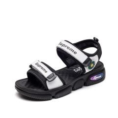 凉鞋女2020新款丽足康平底夏季时尚运动凉鞋女软底沙滩鞋