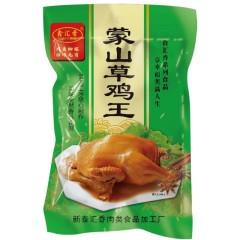 【地方美味】山东蒙山草鸡王 600g*2袋(每只都是整鸡 拒绝拼装)