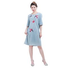 DS飞鸟款连衣裙