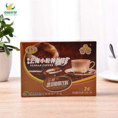 【中国农垦】云啡 云南特产 三合一小粒种速溶咖啡 摩卡口味390g