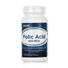 GNC 健安喜 孕妇多种维生素叶酸 100粒
