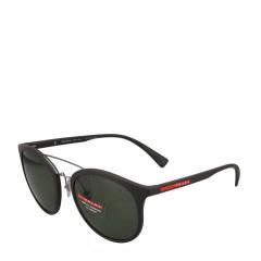PRADA普拉达 中性新款灰色框架板材时尚太阳镜 04RS UB05X1 54