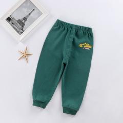 儿童运动裤2020秋冬韩版男童女童打底裤0-6岁儿童休闲裤子