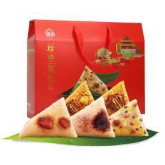 珍香贺礼粽子礼盒1400g