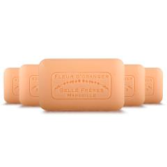 法国原装进口婕珞芙橙花马赛皂 货号123028
