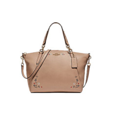 COACH SMALL KELSEY SATCHEL WITH