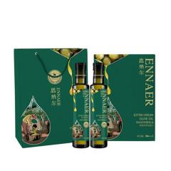 恩纳尔特级初榨橄榄油礼盒750ML*2 植物油 西班牙进口食用油