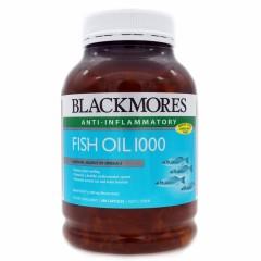 【香港直邮】澳洲澳佳宝Blackmores深海鱼油胶囊 400粒