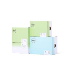 轻生活卫生巾女整箱超薄日用夜用组合装纯棉姨妈巾品牌