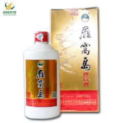 【中国农垦】 雁窝岛 白酒 粮食酒 迎宾酒52度 迎宾酒500ml