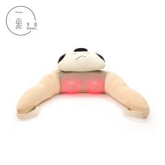 相扑温感颈枕颈椎按摩器 一维生活颈肩腰背部
