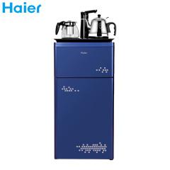 海尔(Haier)茶吧机冷热型自动水龙头**饮水机制YR1683-CB蓝色