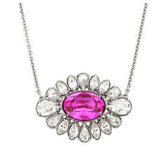 施华洛世奇Swarovski 女士水晶项链 5029265紫色