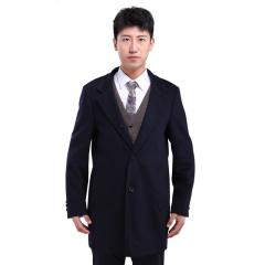 EGO ECHO男士尊贵精选立领大衣