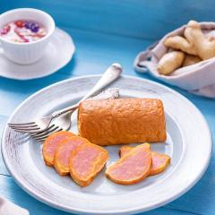 道台府肉蛋卷300g /袋哈尔滨特产东北特色熏酱熟食早餐新鲜蛋卷真空包装新鲜生产真空包装 好吃不贵