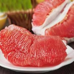 【新鲜水果】海南 三红柚 2个装 (4.8-5斤)